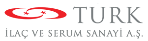 Turk İlaç ve Serum Sanayi A.Ş. Logo